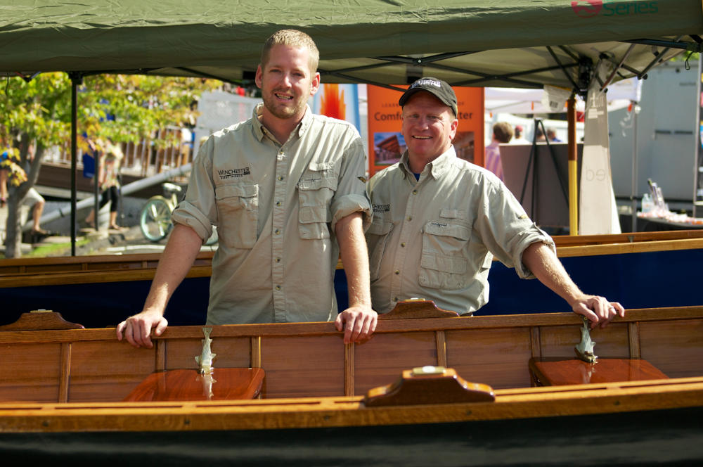40th Lake Minnetonka Antique and Classic Boat Show